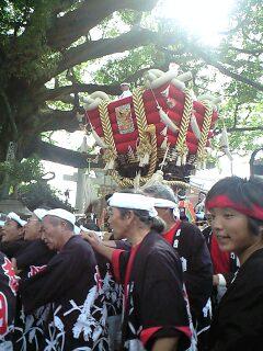 祭り〈昼〉